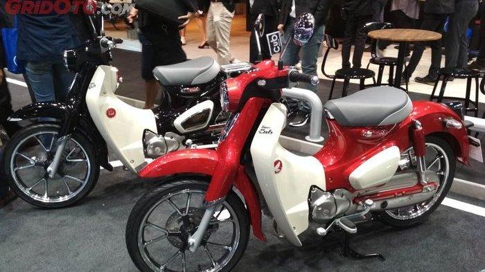 Tampilan Retro Klasik Berteknologi Tinggi, Motor Honda C125 Tetap Imut