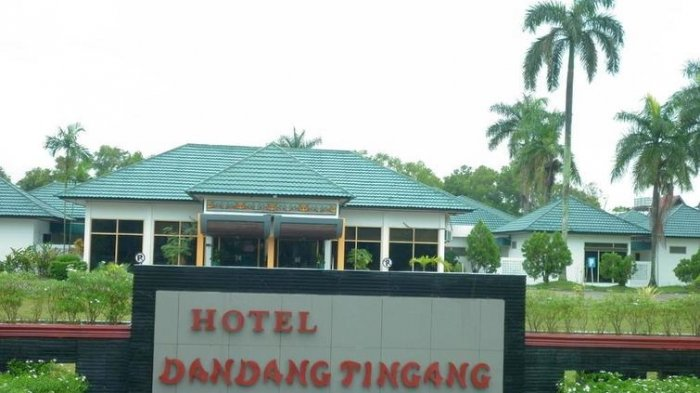 Dewan Setuju Penyertaan Modal Rehab Hotel Dandang Tingang, Segini Nilainya