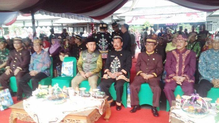 Jadi Tuan Rumah Peringatan Hari Jadi ke-61 Provinsi. Pejabat Kalteng Kumpul di Kapuas