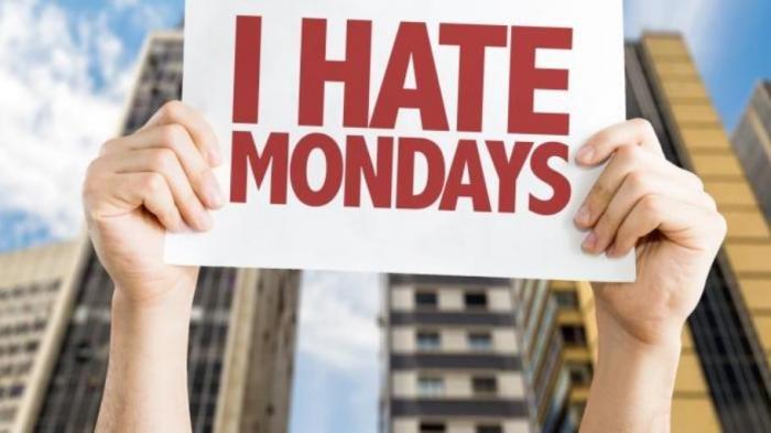 Ternyata Begini Sejarah Munculnya Istilah 'I Hate Monday'