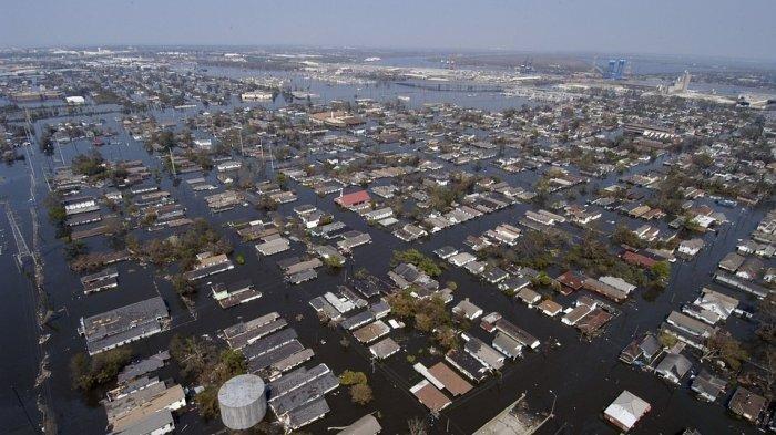 Selamatkan Diri dari Banjir, Warga Pertaruhkan Nyawa Naik ke Atap, Evakuasi Berlangsung Dramatis