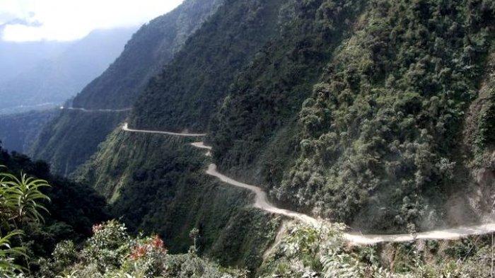Pemandangannya Spektakuler, Tapi 5 Jalan Ini Menjadi Jalur Paling Mematikan di Dunia