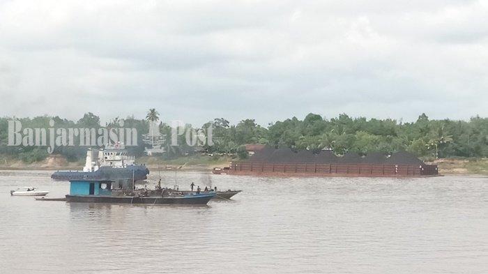 3 Hari Pencarian, Juru Masak Tugboat Karam di DAS Barito Ditemukan Tak Bernyawa