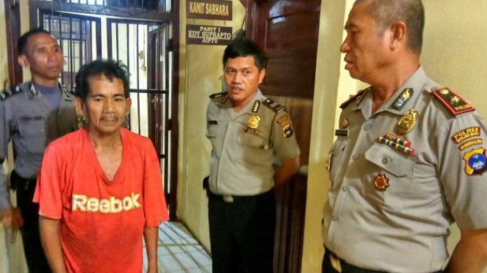 VIDEO: 20 Kali Ditangkap Kasus yang Sama, Kakek Lamsi Nyaris Panggang Warga