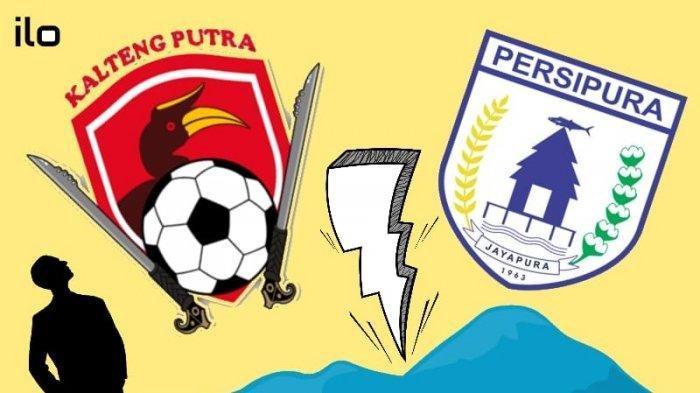 SEDANG BERLANGSUNG: Tonton Live Streaming Kalteng Putra vs Persipura di Smartphone