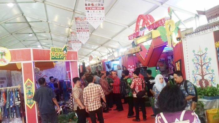 Ada Kalteng Quality Expo di Kapuas, Pemkab se-Kalteng Pamerkan Keunggulan Daerah
