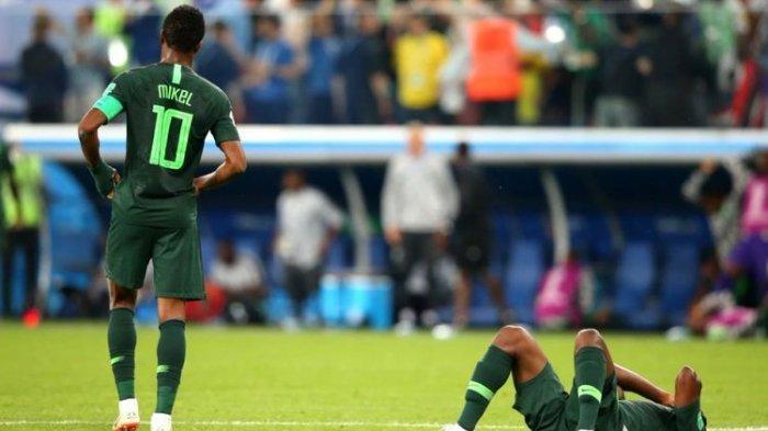 Jelang Tanding Lawan Argentina di Piala Dunia 2018, Ayah Kapten Timnas Nigeria Ini Diculik