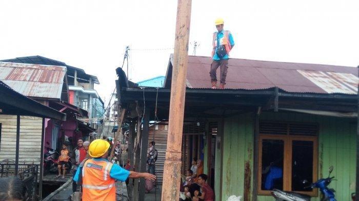 kunjungi Korban Kebakaran di Gang Rahayu, Wali Kota Ungkap Rencana Bangun Sumur Bor