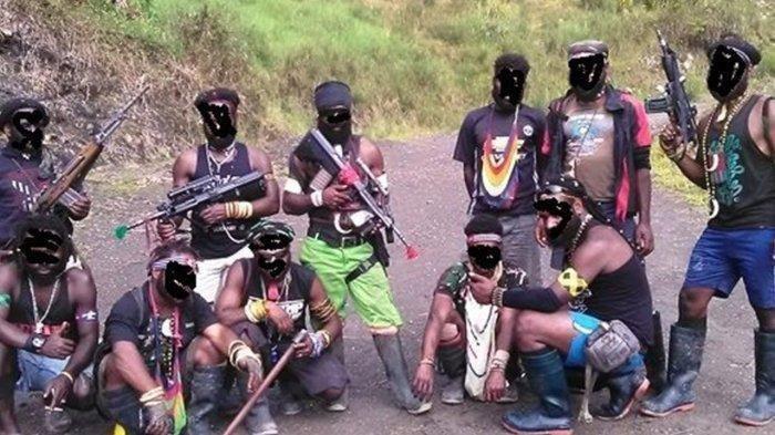 KKB Papua Masuk Kota Mawena saat Ada Aksi Demo dan Kerusuhan hingga Tembaki Kapolres
