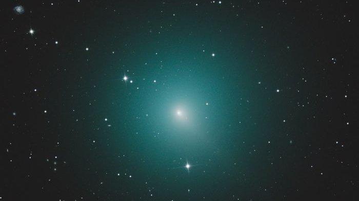 Lintasi Bumi 16 Desember, Ini Komet Paling Terang yang Dapat Dilihat dengan Mata Telanjang