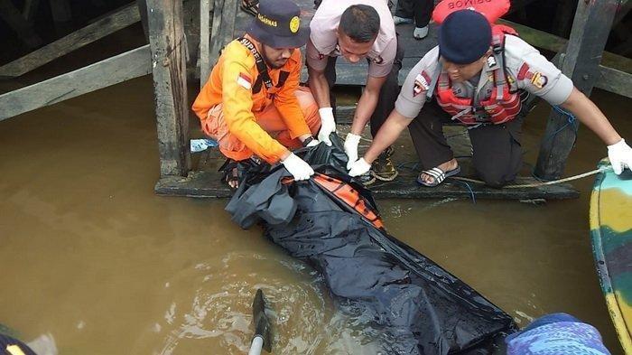 Kapal Meledak di Samarinda, Korban Tenggelam Samarinda Ditemukan, Satu Lagi Masih Dicari