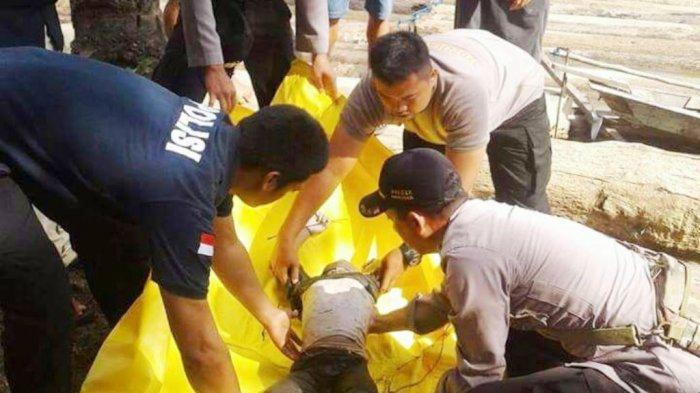 Korban Kelotok Hantam Tongkang Ditemukan Mengapung di Sungai Barito