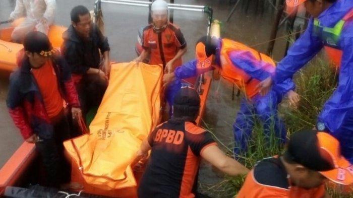 Dua Hari Pencarian, Korban Tenggelam di Sungai Terusan Kapuas Akhirnya Ditemukan