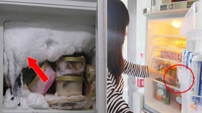 Hilangkan Beku Es dan Hemat Listrik dari Kulkas, Ini Cara Praktisnya!