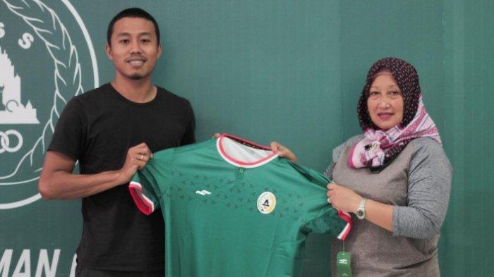 Tak Lagi di Kalteng Putra, Mesin Pencetak Gol Ini Ungkap Alasannya Gabung ke PSS Sleman