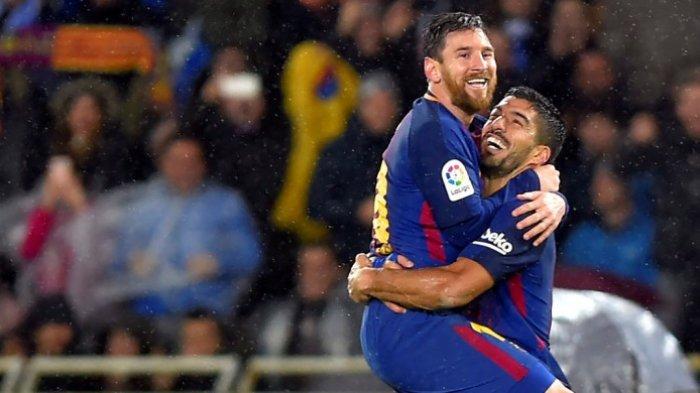 VIDEO: Barcelona Vs Sociedad, Simak Tendangan Bebas Lionel Messi yang Bikin Kiper Bengong