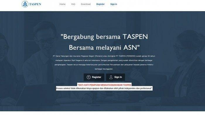 PT Taspen Buka Lowongan Kerja, Pendaftaran Online Sampai 31 Januari 2019, Klik Disini
