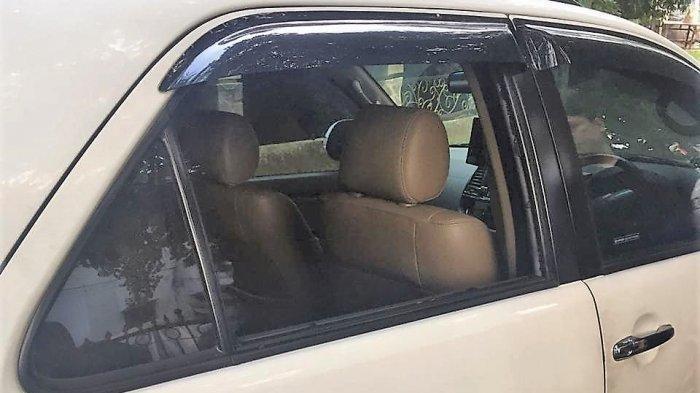 Pencurian Bermodus Pecah Kaca Mobil, Bendaharawan Kantor Pajak Palangkaraya Jadi Korban
