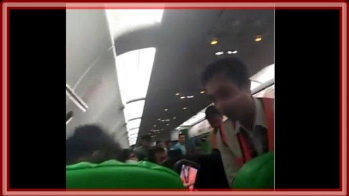 3 Fakta Kejadian Seputar Pria yang Merokok di Pesawat dalam Penerbangan ke Bali