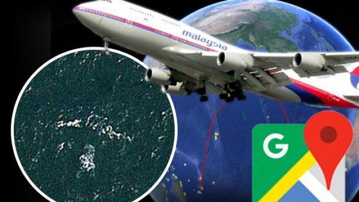 Pencarian Dihentikan Setelah 4 Tahun Menghilang, Ini 12 Fakta tentang Misteri Penerbangan MH370