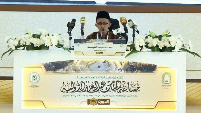 VIDEO: Subhanallah! Santri Penghafal Quran dari Indonesia Ini Raih Juara Internasional