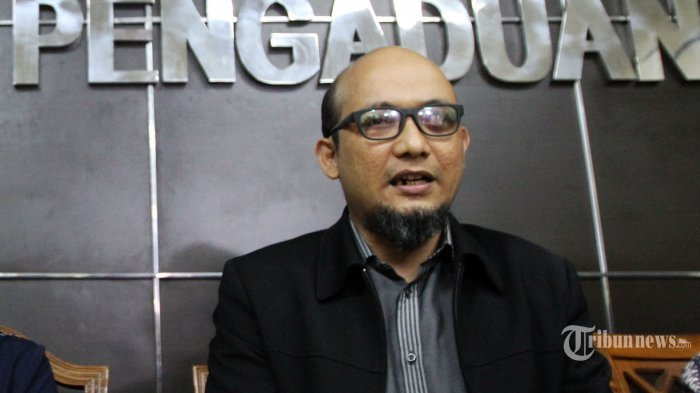 Penyidik Novel Baswedan Dikabarkan Terancam Dipecat dari KPK, Konon Gagal Tes Wawasan Kebangsaan