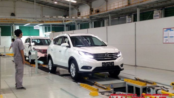 Perusahaan Mobil China Buka Pabrik Mesin di Indonesia, 65 Pakai Tenaga Robot