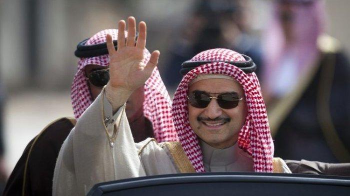 Pangeran al-Waleed Dibebaskan dari Tahanan