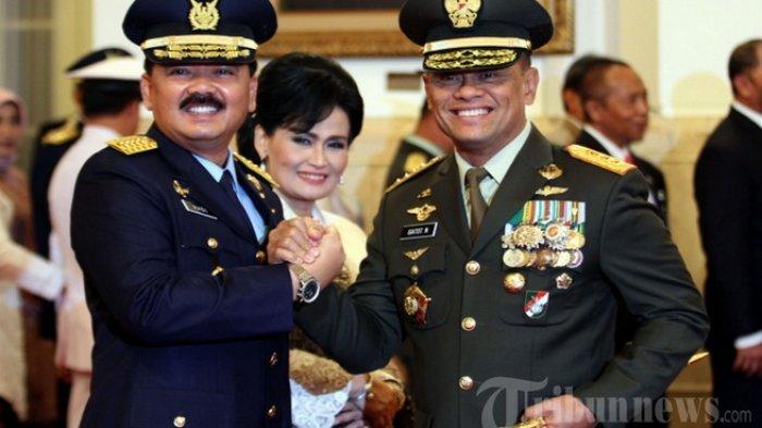Masih Ada 4 Bulan Masa Kerja, Ini yang Dilakukan Gatot Nurmantyo Setelah Tak Jadi Panglima TNI