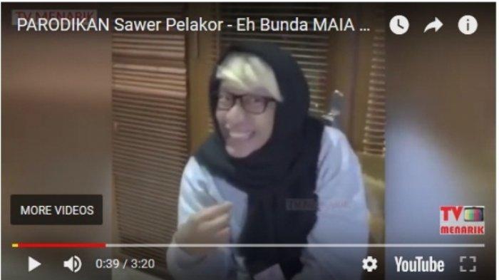 VIDEO: Maia Estianty juga Lempari Uang Kepada 'Pelakor', #BuDendiMemangMenginspirasi