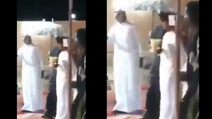 VIDEO: Pasangan Gay Menikah di Kota Mekkah, Ini yang Dilakukan Polisi Arab Saudi