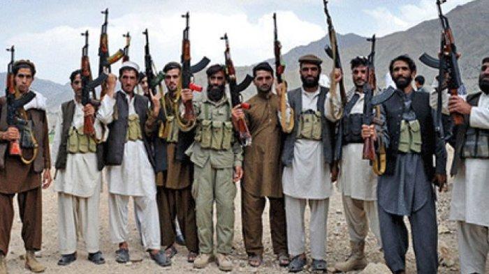 Klaim Tembak Mati 15 Polisi, Kelompok Taliban Kuasai Pusat Distrik di Wilayah Afghanistan Barat