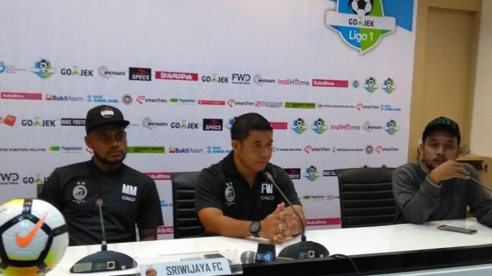 Jelang Laga Tandang Mitra Kukar, Hanya 8 Pemain Sriwijaya FC yang Berlatih di Tenggarong