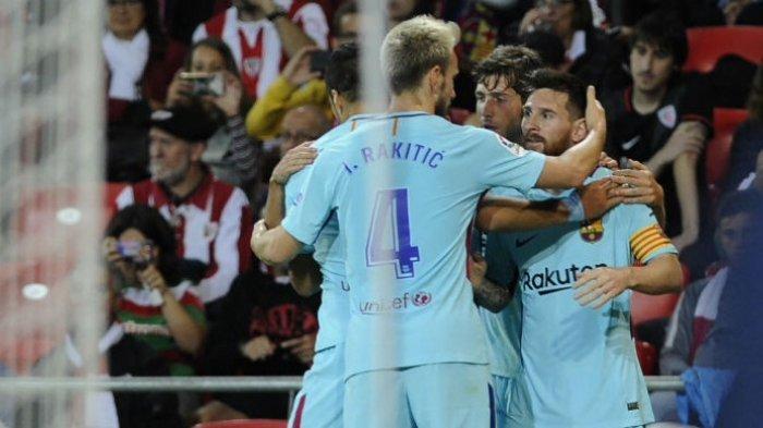 Hasil Sementara di Pekan ke-10 Liga Spanyol, Real Madrid Kian Tertinggal dari Barcelona