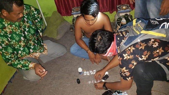 Ditemukan Uang Belasan Juta, Polisi Juga Amankan Barang Bukti Ini dari Pengedar Sabu Kumai