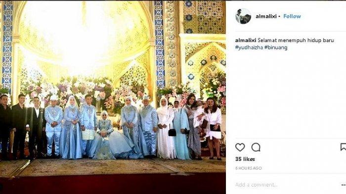 Habiskan Miliaran Rupiah, Ini 10 Fakta Pesta Pernikahan Mewah Anak Bos Tambang Binuang