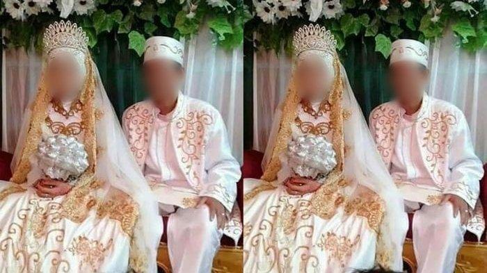 Pernikahan Dini di Halong Kalsel, Bocah Kelas 6 SD Ini Akhirnya Dinikahkan dengan Pelajar SMP