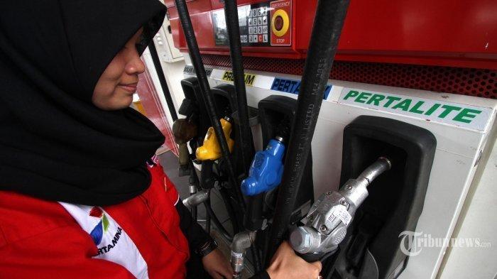 Beredar Isu Kenaikan Harga Pertalite Rp 350 Per Liter, Pertamina: Tidak Benar Itu, Hoaks!