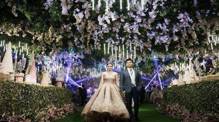 Pernikahan Jusup Maruta Cahyadi 'Crazy Rich Surabayan', Suvernirnya Koin Emas!