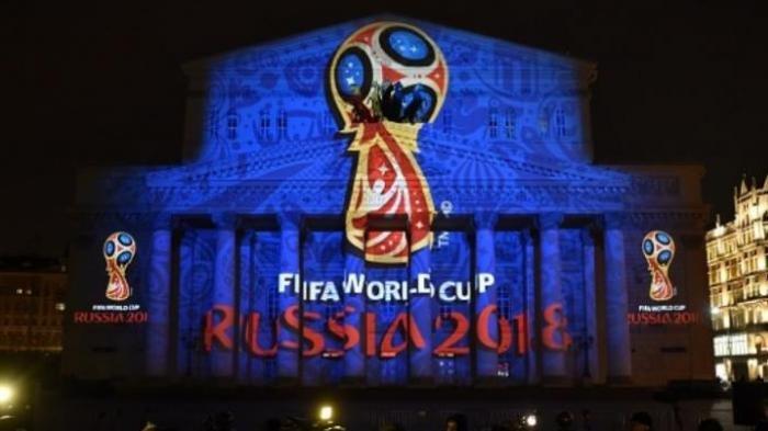 Ricuh Saat Nonton Messi Latihan Publik di Piala Dunia 2018 Rusia