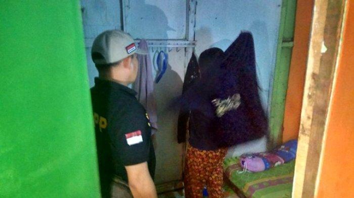 Razia di Eks Lokasikasi Pembatuan, Pelanggan Rekan Tante Mer Tercyduk Sebelum Sempat Pakai Celana