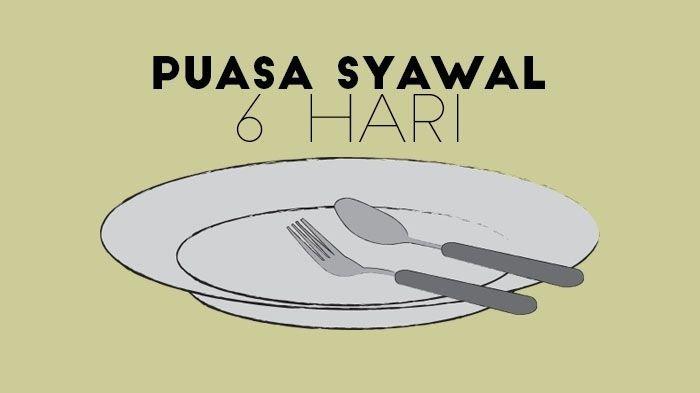 Keutamaan dan Niat Melaksanakan Puasa 6 Hari di Bulan Syawal, Bagaimana Utang Puasa Ramadan?