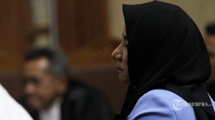 Terbukti Terima Gratifikasi 110,7 Miliar, Rita Widyasari Divonis 10 Tahun Penjara