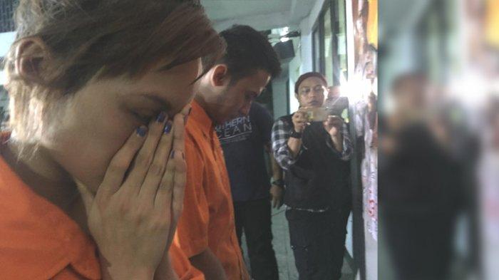 Digelandang Bersama Kekasihnya, Begini Cerita di Balik Penangkapan Artis FTV Safira Cesprin