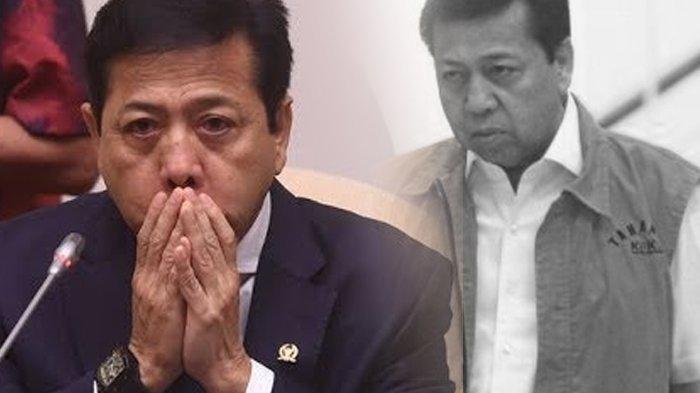 Setya Novanto Tercyduk di Restoran Padang, Ini Reaksi KPK dan Jawaban Dirjen Pemasyarakatan