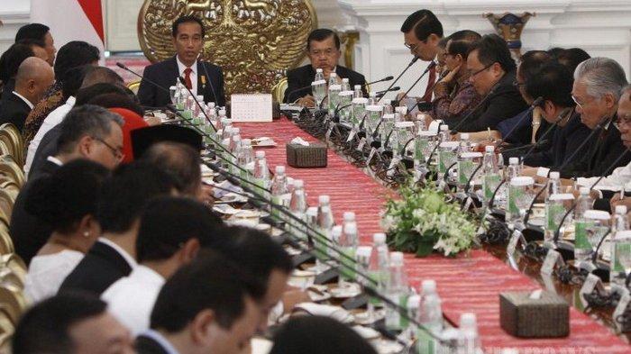 Tiga Teratas Wanita Semua, Inilah Menteri Jokowi yang Dianggap Paling Berprestasi
