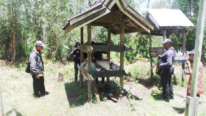 Konon Ada Bangunan Kerajaan Dayak di Bataguh, Balai Arkeologi Banjarbaru Lanjutkan Penggalian