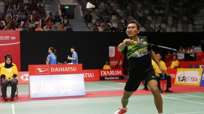 Jadwal Indonesia Masters 2019 Hari Ini, Live Streaming Mulai Pukul 10.00 WIB