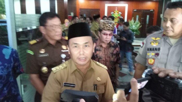 Ini Kata Gubernur Sugianto Soal Penetapan Bupati Kotim Supian Hadi Jadi Tersangka oleh KPK