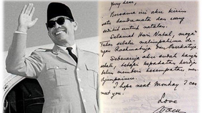 Kata-kata Bijak Presiden Soekarno yang Cocok Untuk Jadi Ucapan di Hari Pahlawan